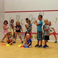 Kids Squash Academy